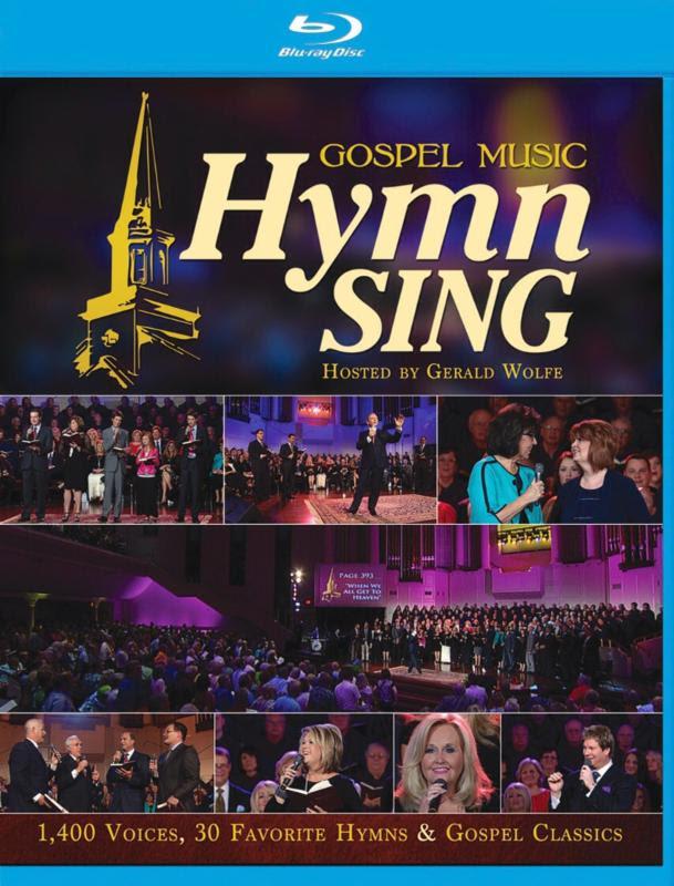 Dvd review gospel music hymn sing 187 southern gospel critique